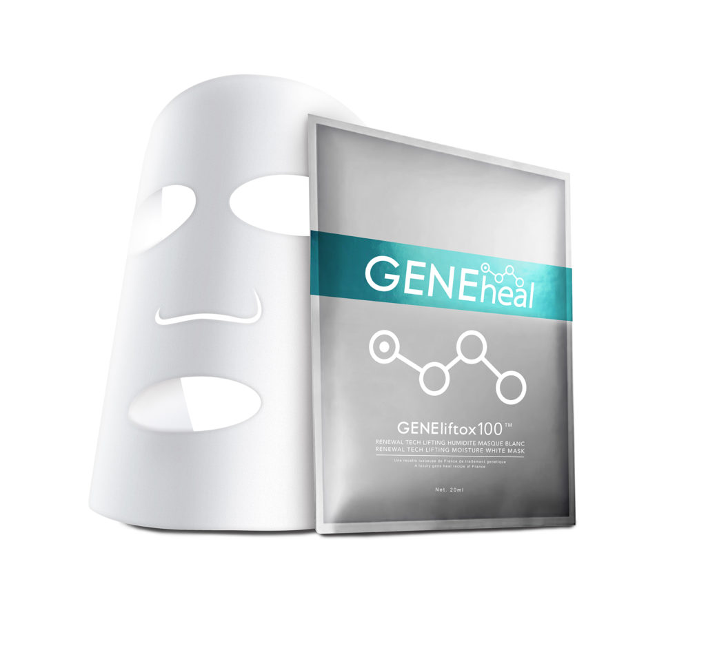 GENEheal - Renewal Tech Lifting Moisture White Mask